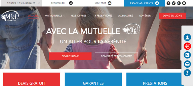 MFCF Mutuelle