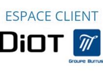 l'espace client Diot