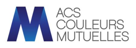 Espace adhérents ACS Couleurs Mutuelles