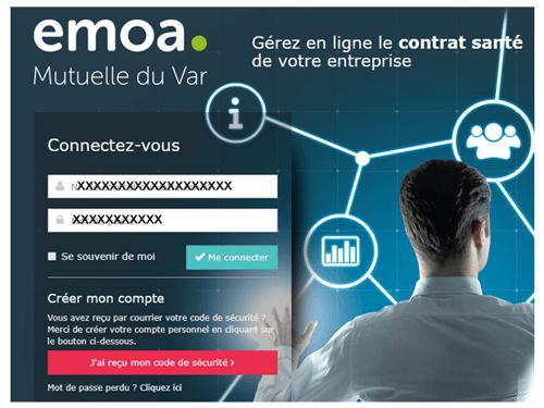 Espace entreprise Emoa