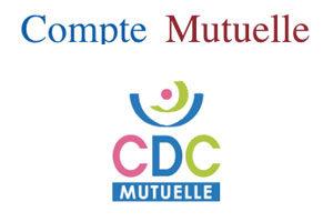CDC mutuelle mon compte en ligne