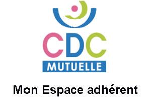 CDC Mutuelle mon espace adhérent en ligne