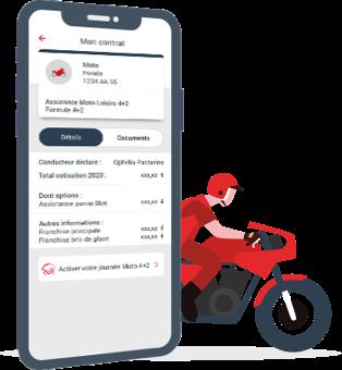 Application mobile Maif