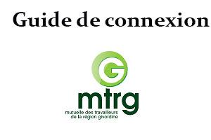 MTRG guide de connexion