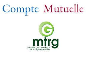 MTRG mutuelle mon compte